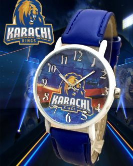 KARACHI KINGS WATCH